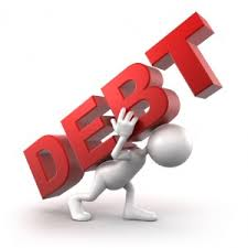 debt causes bankruptcy