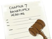 Chapter 7 Bankruptcy Hearing Form