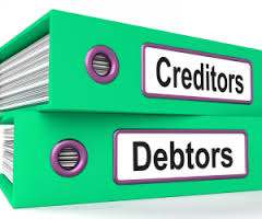 creditors & Debtors law