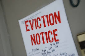 Eviction Notice Bankruptcy Law